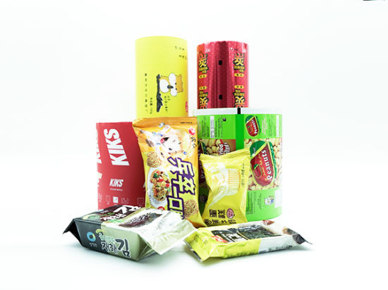 Big Shell Pasta Packaging Bag