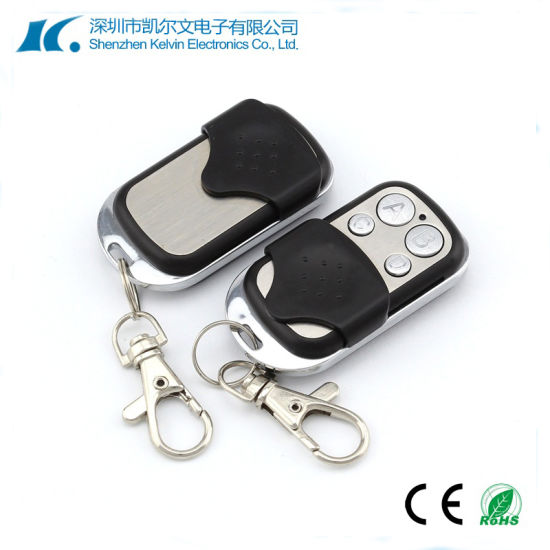 Copy Code 4 Channel RF Remote Control Duplicator for Door