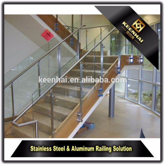 Indoor System Stainless Steel Staircase Railing