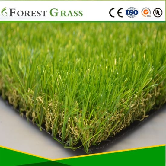 China Supplier High Quantity Landscape Artificial Grass Carpet Online (SS) pictures & photos