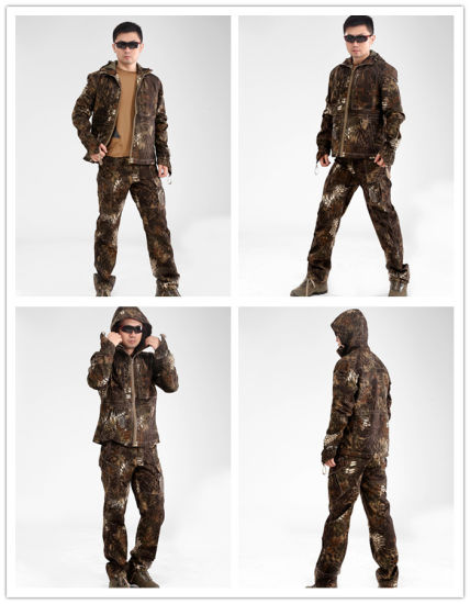 372146a7960e51 3 Colors Tactical Rattlesnake Python Commando Combat Camouflage Trousers  Pants