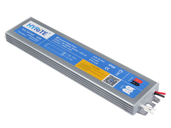 Ultra Thin IP68 Waterproof 24VDC 150W LED Power Supply