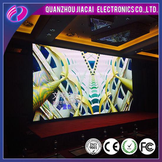 P5 Indoor Full Color Advertising Display LED Display Indoor