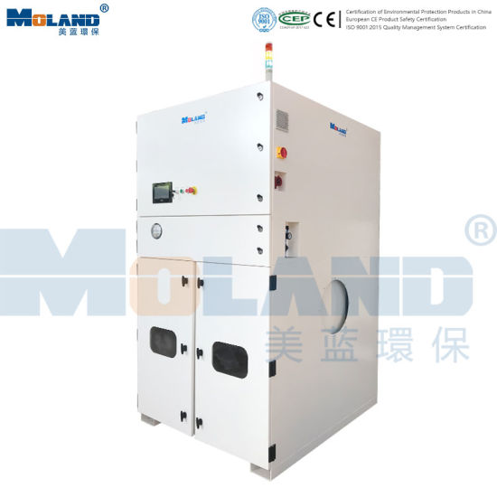 Centralized Welding Fume Extraction Air Purification System Industrial Dust Collector