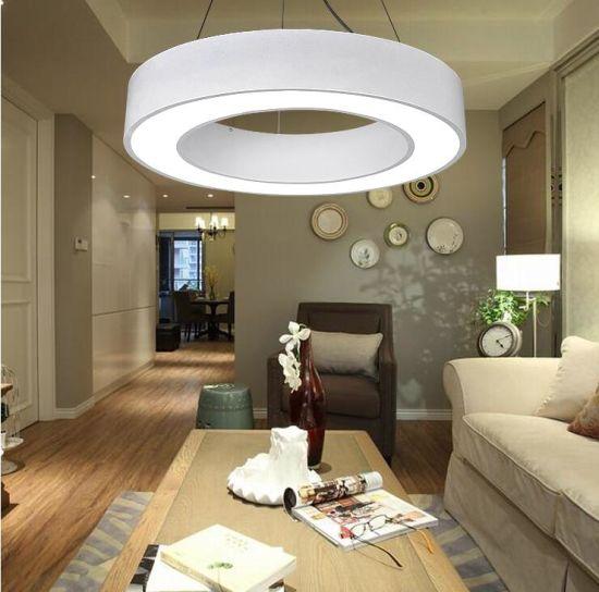 China new modern round led ceiling light acrylic pendant lamp new modern round led ceiling light acrylic pendant lamp aloadofball Images