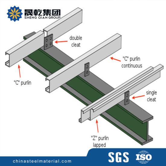Z Purlin For Sale China Galvanized C Ste...