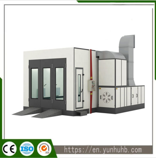 Ce Certified Customized Downdraft Diesel or Gas or Electric Heated Painting Booth