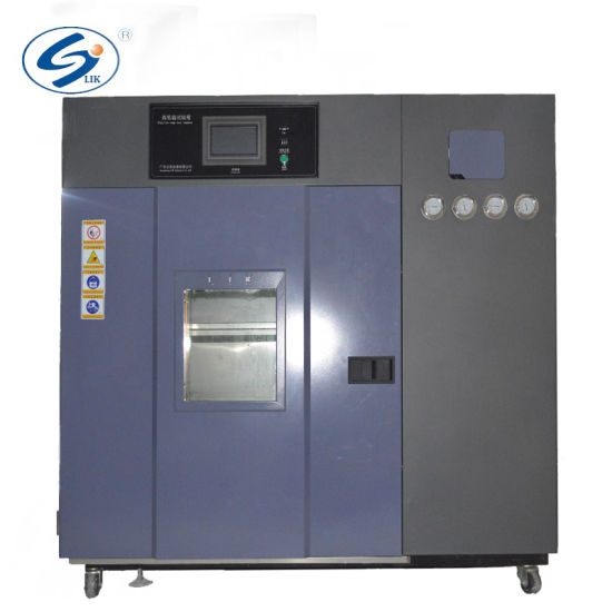 ISO Air Cooling Environmental High Low Temperature Test Chamber