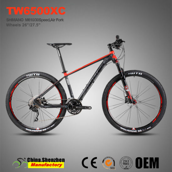 e079ec37edb China 26inch Aluminum Alloy Mountain Bike with M610 30speed - China ...
