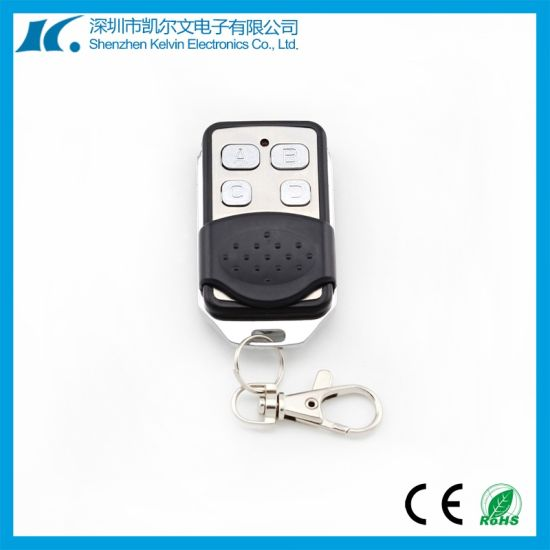 Universal Wireless Fixed Code RF Remote Control Duplicator Kl190-4K