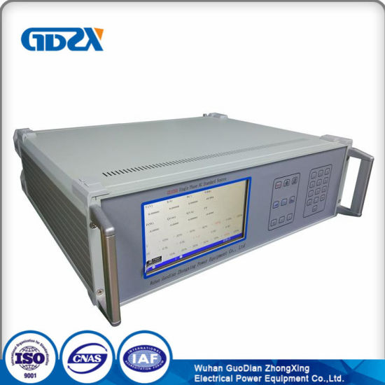 Single Phase AC Standard Testing Source Instrument Calibration Equipment pictures & photos