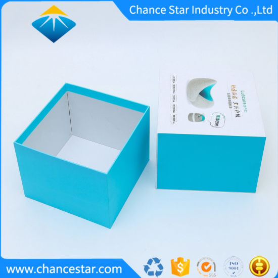 Custom Printing Paper Cardboard Gift Product Packing Box