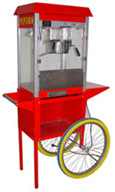 Automatic Popcorn Making Machine pictures & photos