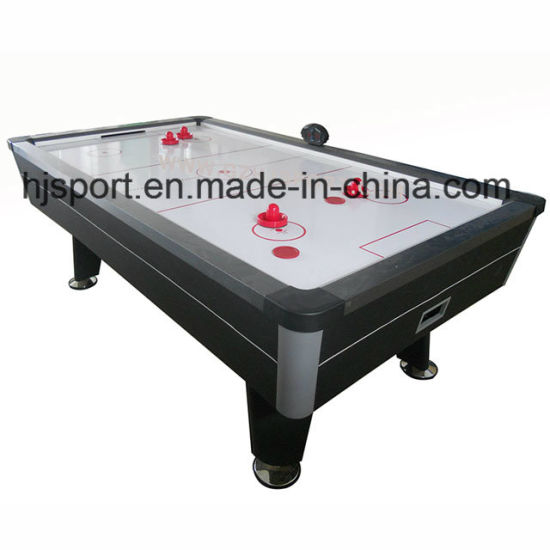 Big Powerful Blower and Ce Certificated Electronic Scoring Durable Air  Hockey Table