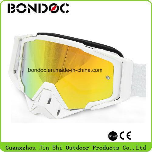 Mx Goggles Helmet Compatible Motocross Goggles