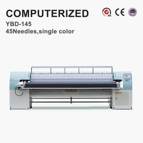 Ybd145high Speed Quilting Embroidery Machine
