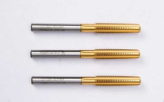 Machine Power Tools Tungsten Carbide Drill Bits Extrusion Thread Tapping Tool pictures & photos