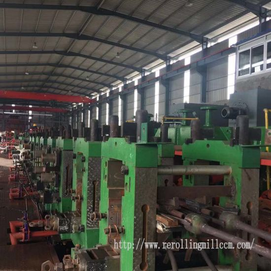 Metal Rolling Machine for Wire Rod Automatic Roll Forming Machine