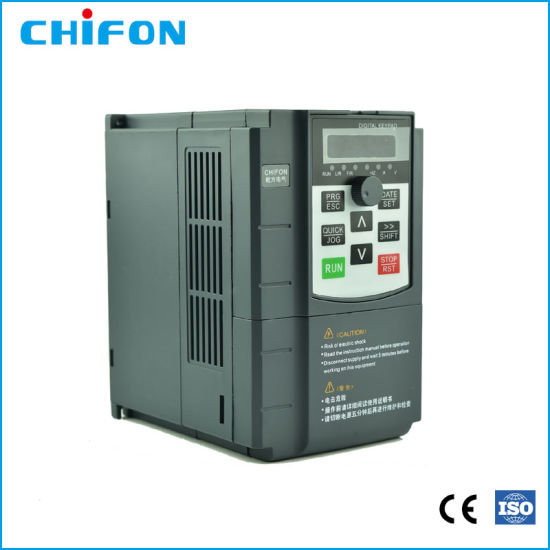 AC Drive Manufacturer 3 Phase VFD 50Hz 60Hz 0.4kw to 315kw Variable Frequency Drive pictures & photos