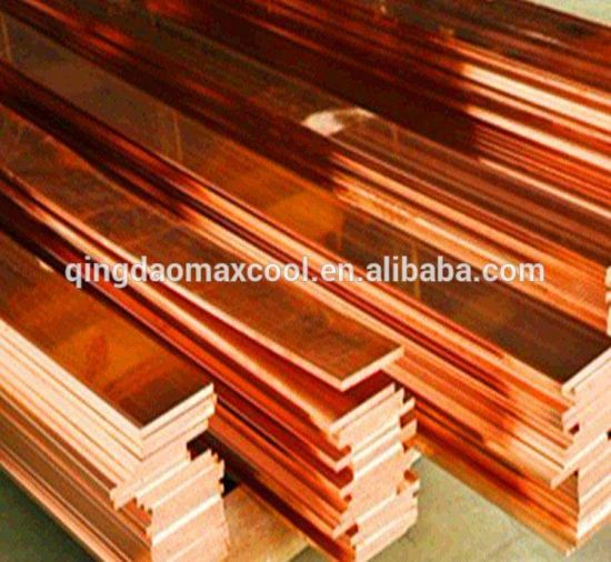 Flat Flexible Pure Copper Bus Bar and Electric Bus Bar pictures & photos