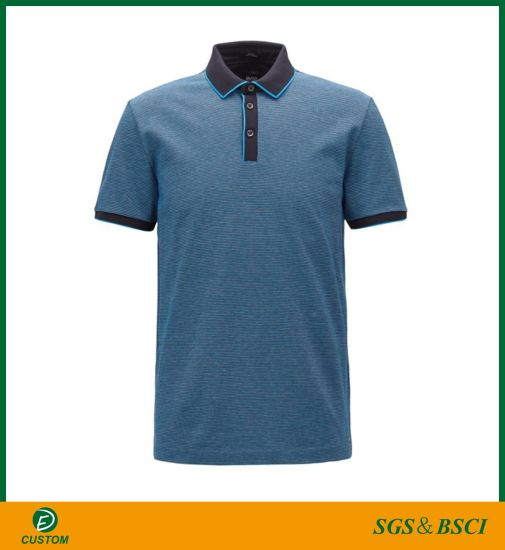 China Hot Selling Dry Fit Breathable Custom Embroidery Logo Polo