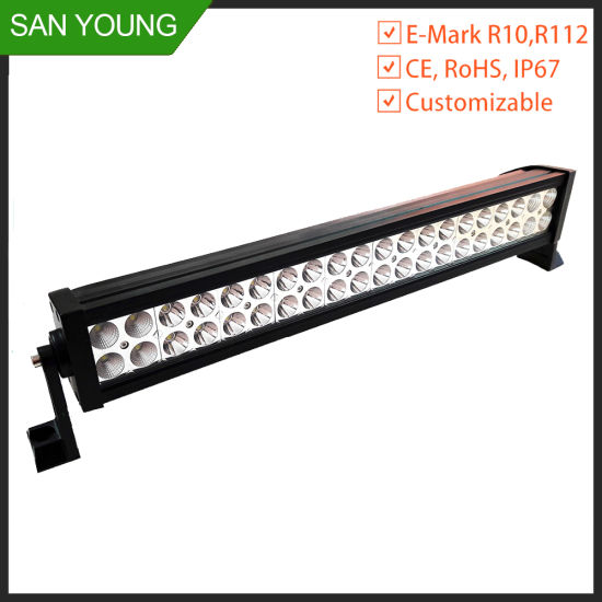 20 Inch 120W Truck Working LED Light Bar Best Price Truck LED Light Bar for Truck off Road Driving LED Light Bar pictures & photos