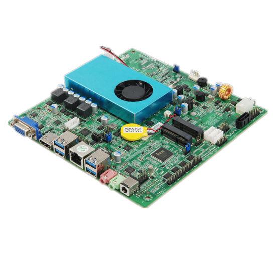 Emx-Ime6eo Intel 3855u Mini-Itx Mainboard 17X17 Industrial PC