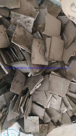 Factory Direct Sale Nickel Sheet Metal Scrap with High Purity 99.97