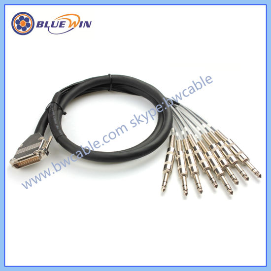 China 90 Degree D-SUB Cable 9-Pin Micro D-SUB Cable Beolab 14 D-SUB ...