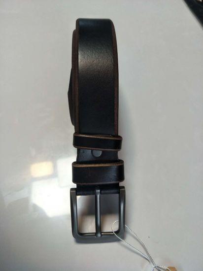Man Women Fashion Ladies Reversible Buckle PU Belts