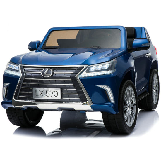 China 2018 New Lexus 570 Licensed 12v Electric Kids Ride On Car Toy