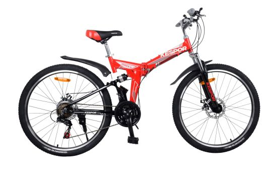 "Disc Brake 26"" MTB Folding Bike pictures & photos"