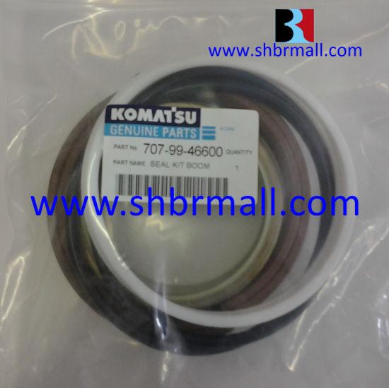 PC200-5, PC200-6 Excavators Komatsu Hydraulic Boom Cylinder Seal  Kits/707-99-46600