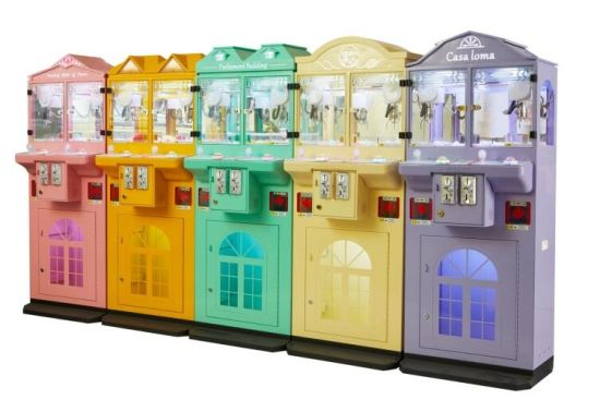 Magic House/Toy Vending/Vending/Amusement/Arcade/Game /Claw Machine/Game Player/Arcade Game Machines/Video Game/Amusement Machine/Arcade Machine/Game Machine