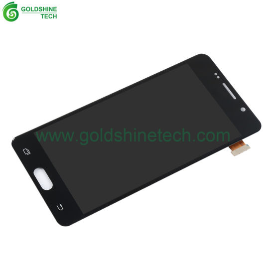 No Dead Pixel LCD Samsung A5 2016 A510 LCD Display Touch Screen Digitizer Wholesale Spare Parts
