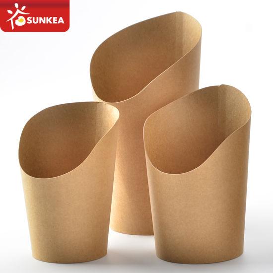 Custom Printed Disposable Paper Tortilla Wrap