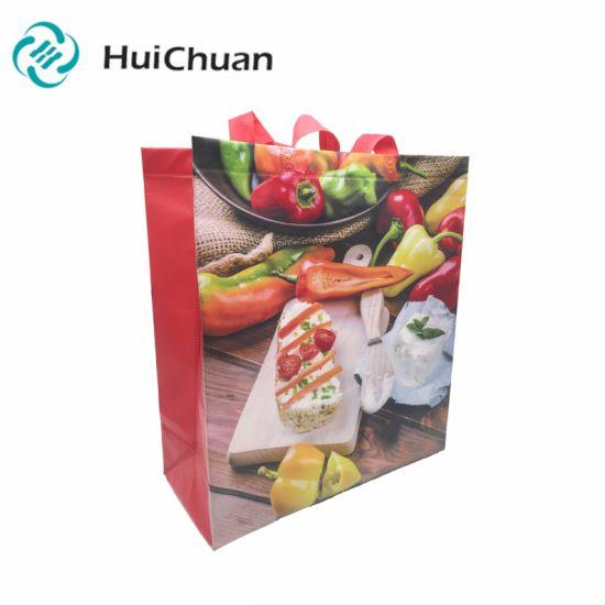 High Quality Non Woven Gift Shopping Bag