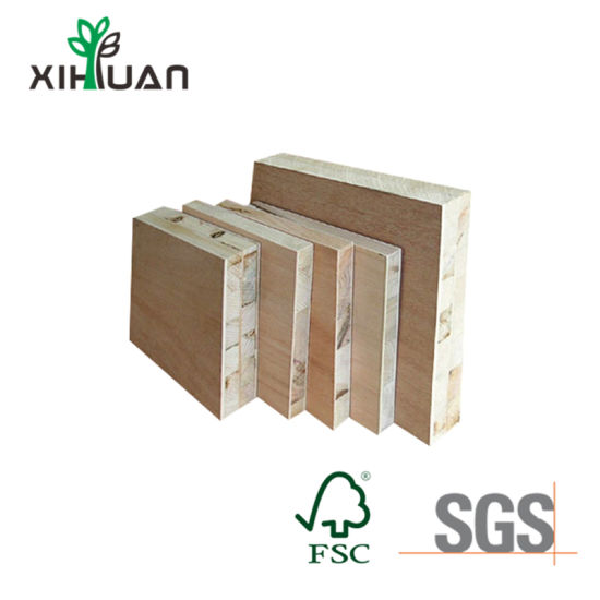 Wood Finger Joint Laminated Board Backing Board For Furniture