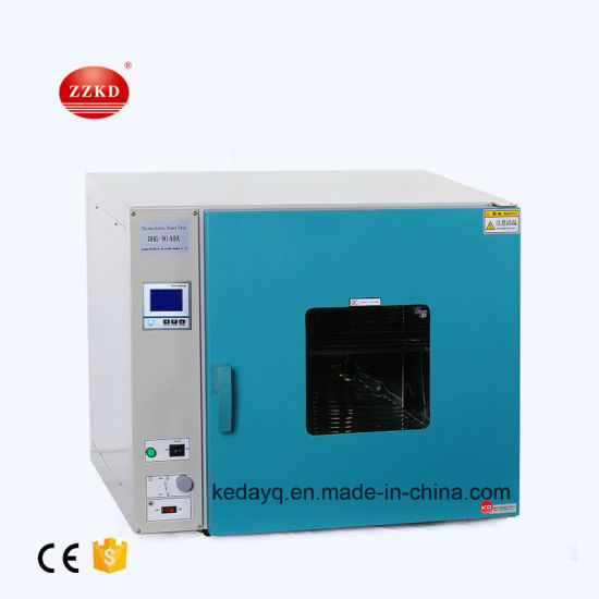 China Chemical Electric Blast Drying Oven
