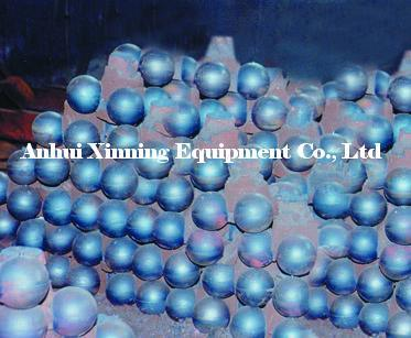 Low Chrome Grinding Ball Casting Ball pictures & photos