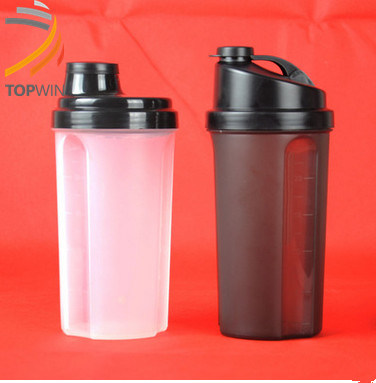 600ml BPA Free Wholesale Protein Shaker with Handle