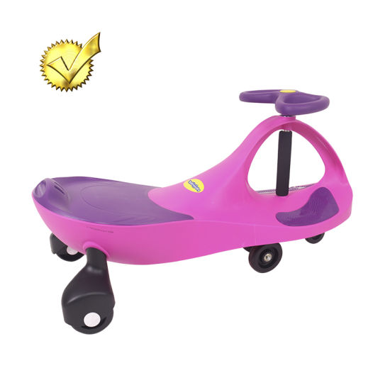 Factory Cheap Baby Twist Car for Sale/Cheap Slide Car Wholesale Ride on Toy/PU Wheels Swing Car New Model for Kids Good Material