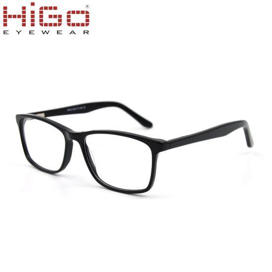 Popular Innovative Acetate Frames Eye Glasses with Full Rim Optical Frame