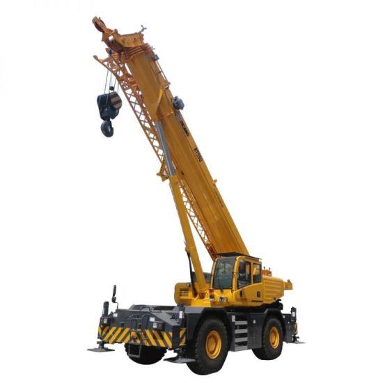 70t Lifting Equipment Rough Terrain Crane