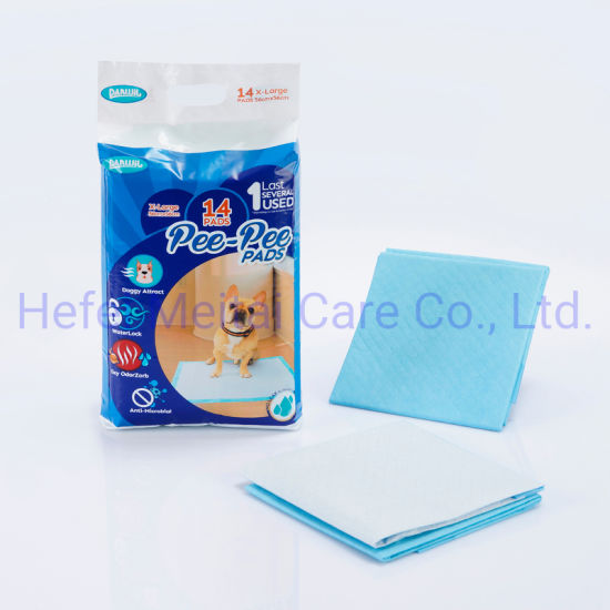 High Quality Pet Training PEE Pad for Dogs Absorbent Urine Pad