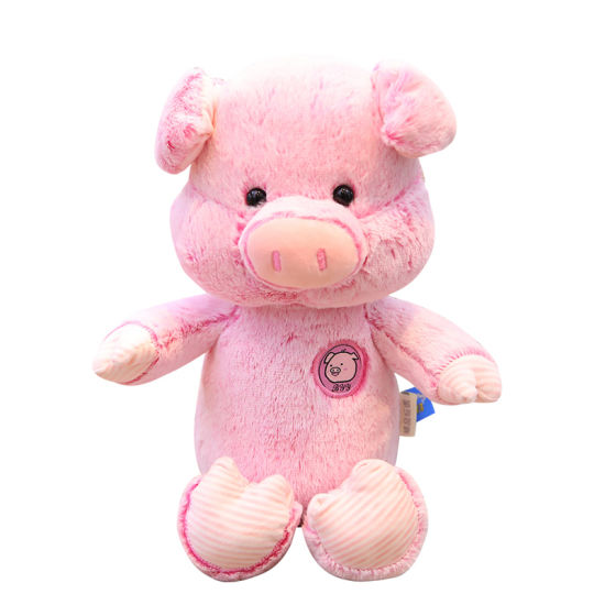Factory Wholesale Wild Stuffed Animal Baby Pig Plush Soft Toy
