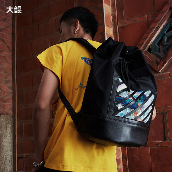 Wholesale Chinese Famous Brand Dakun Quality Causal Style Backpack Bag