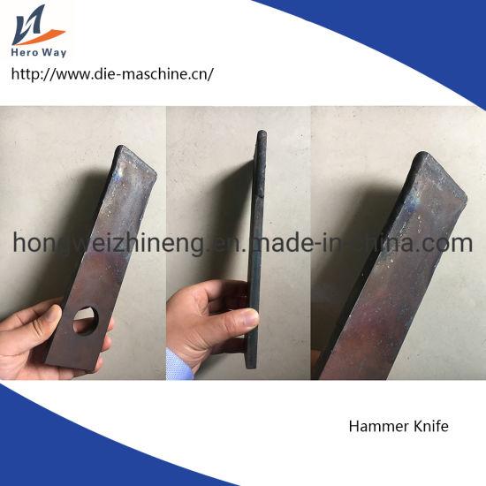 Hot Sale Hammer Mill Spare Parts Hammer Blades