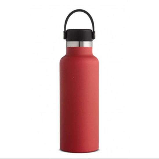 Christmas Double Wall Stainless Steel Water Bottle, Drinking Water Bottle with Lid