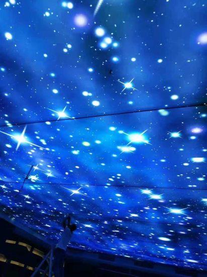Digital Printing Trade Show LED Light Box PVC Fabric Canvas Backlit Banner